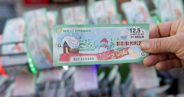 Keşke Bana Çıksa Dediğiniz ''Milli Piyango'' Kazanma Şansınız Nedir?