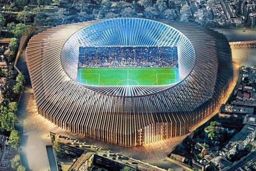 Chelsea'nın Yeni Stadyumu Onay Aldı