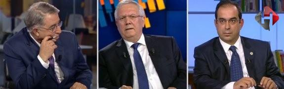 Aziz Yıldırım ve Dursun Özbek PFDK'lık Oldu...