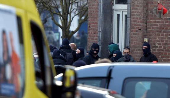 Belçika'da patlama: Ölü ve yaralılar var