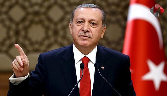 """Cumhurbaşkanı Erdoğan, """"Artık bu işi çözmemiz gerekiyor"""""""