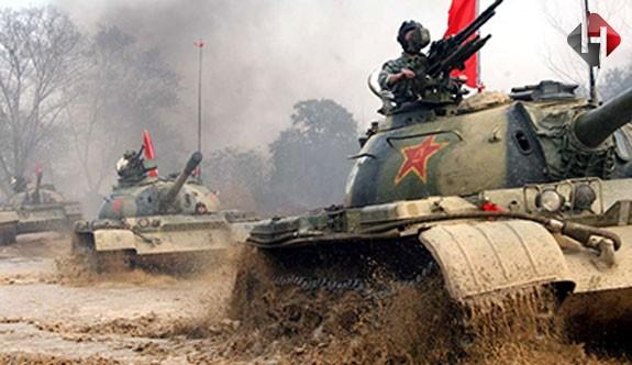 Çin O Ülke ile Savaşa Giriyor