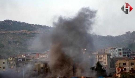 Cizre'de Hain Terör Saldırısı,Ölü Ve Yaralılar Var