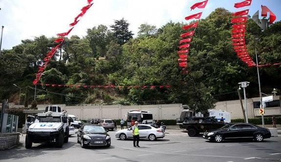 Devletin Zirvesi İstanbul'da Toplandı