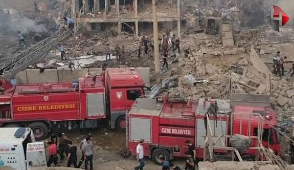 Emniyet Müdürlüğüne Saldırı! 11 Şehit, 80 Yaralı