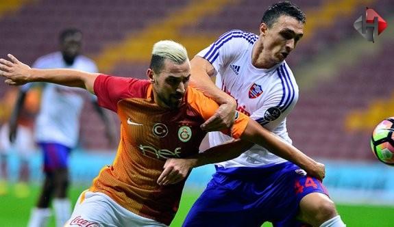 Galatasaray'ın 90+da Derdiyok...