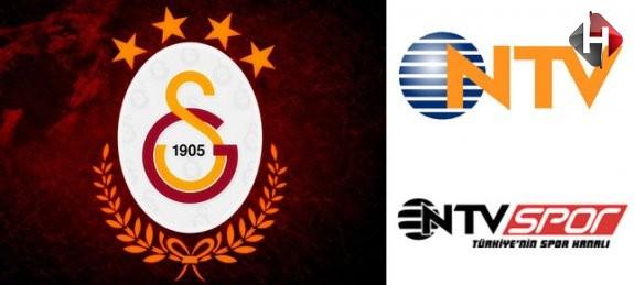 Galatasaray'dan NTV'yi Şok Edecek Karar...