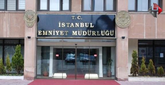 İstanbul Emniyet Müdürlüğünde Deprem