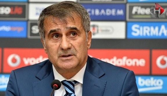 Şenol Güneş,Pepe'yi Beşiktaş'a Almadı
