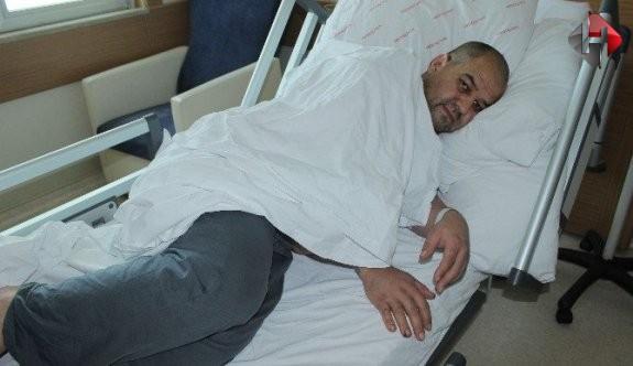 Yaralı Polis Elazığ Patlamasında Yaşananları Anlattı.