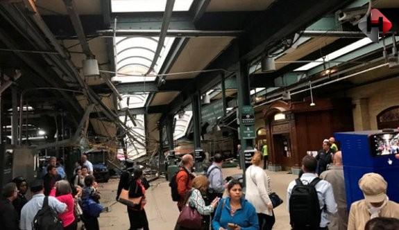 ABD'de Korkunç Tren Kazası: En az 100 yaralı var