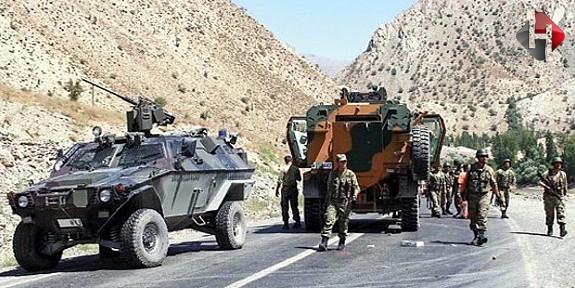 Acı haber Van'dan geldi: 4 asker şehit oldu