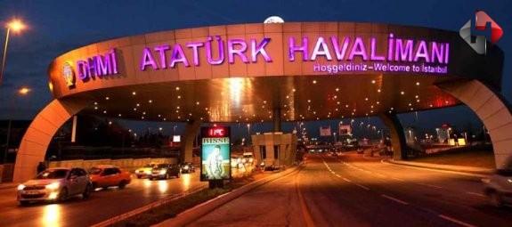 Atatürk Havalima'nında Canlı Bomba!