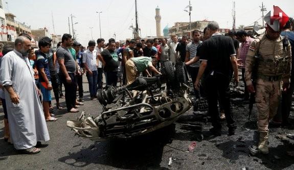 Bağdat'ta şiddet olayları: 9 ölü, 7 yaralı