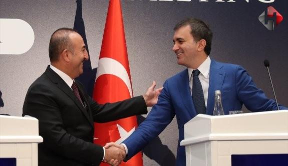 Bakan Çavuşoğlu,Avrupa Birliği'nde Sorun Çözme Zaafiyeti Var