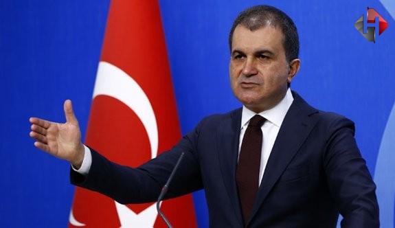 Bakan Çelik, AB Komiserine sert çıktı!