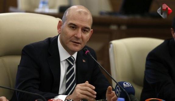 """Bakan Soylu: """"Gazilerimizin varlığı bizim şerefimizdir"""""""