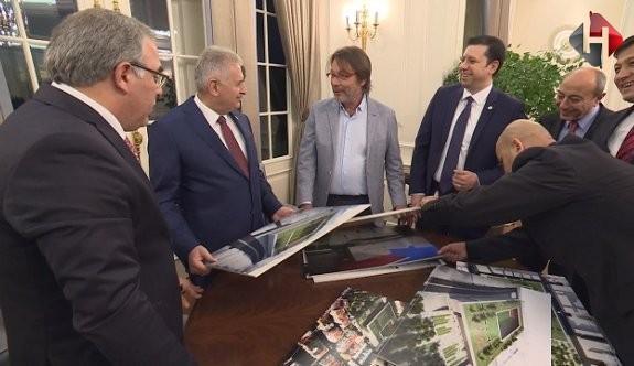 Başbakan Müjdeyi Verdi