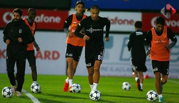 Beşiktaş, Arena'da Tarihi Geceye Hazırlanıyor