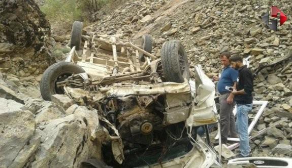 Bingöl'de trafik kazası!