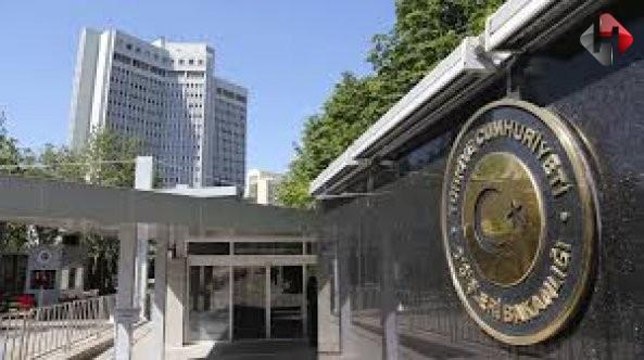 Dışişler Bakanlığı Müsteşarlığına Ümit Yalçın getirildi