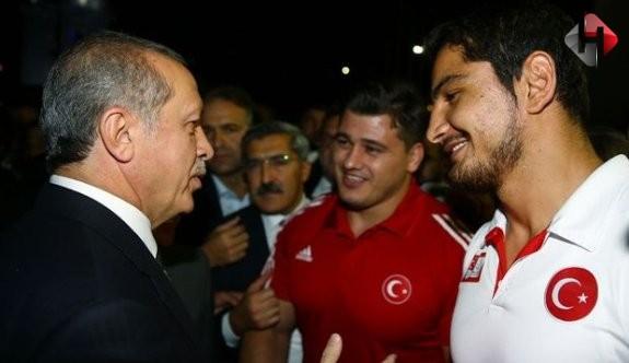 Erdoğan'dan,Tebrik Mektubu