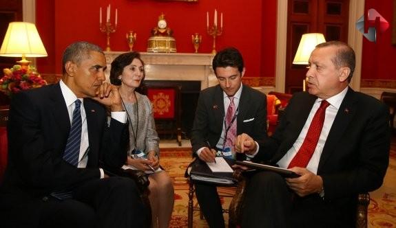 Erdoğan,Obama'nın Teklifini Açıkladı...