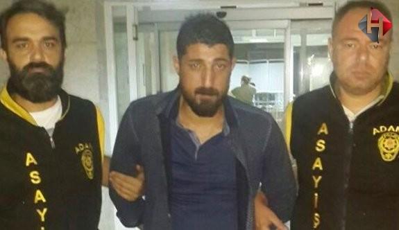 Eşinin sevgilisini vurmak isterken 10 yaşındaki çocuğu vuran zanlı yakalandı