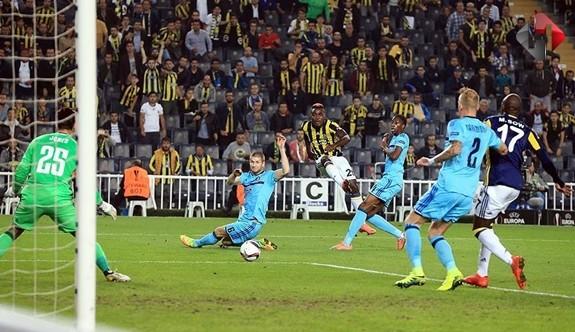 Fenerbahçe Attığı O Golle Zirveye Çıkmayı Başardı