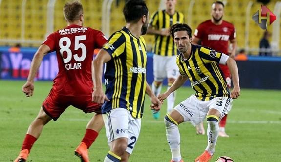 Fenerbahçe Kendi Sahasında Bir İlk Yaşadı