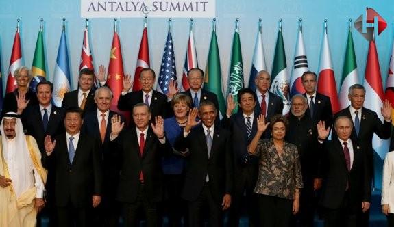 G20 Zirvesi için son hazırlıklar yapılıyor