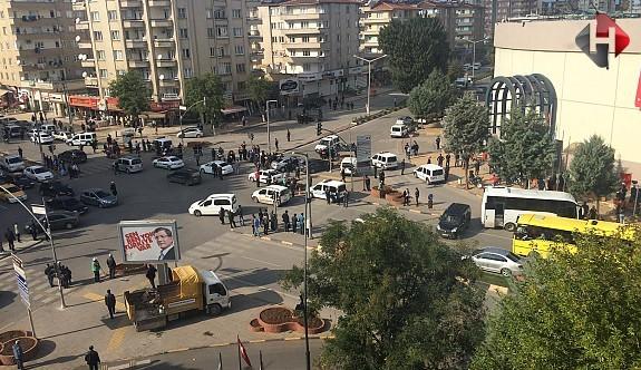 Gaziantep'te Bomba Alarmı