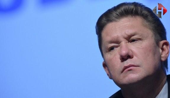 Gazprom Açıkladı : Türk karasularında etüt çalışmaları için gerekli izin alındı