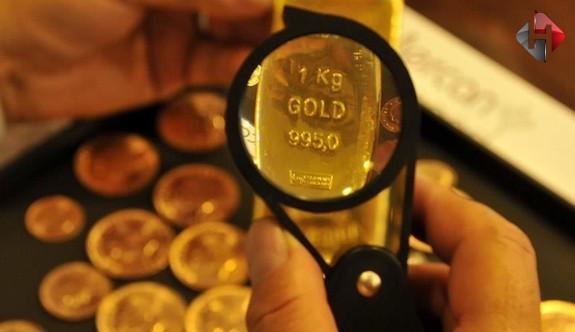 Gram Altın Fiyatı Hızla Değer Kaybediyor