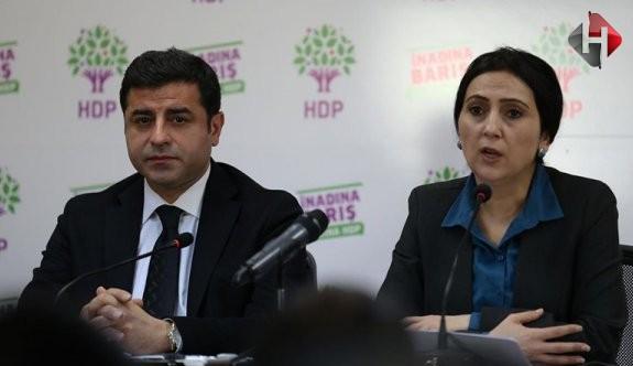 HDP Eş Başkanları Ağır Ceza Mahkemesi'nde Yargılanacak