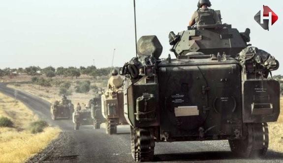 IŞİD saldırı düzenledi: 3 asker şehit, 4 asker yaralı