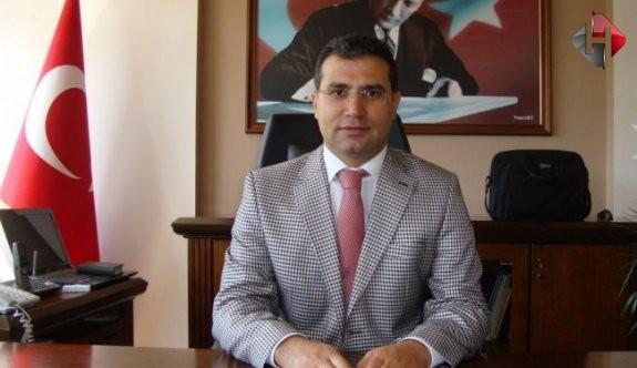 Kaymakam Hacı Uzkuç Tutuklandı