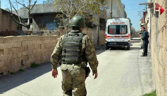 Mardin'de patlama: 2 şehit, 8 yaralı