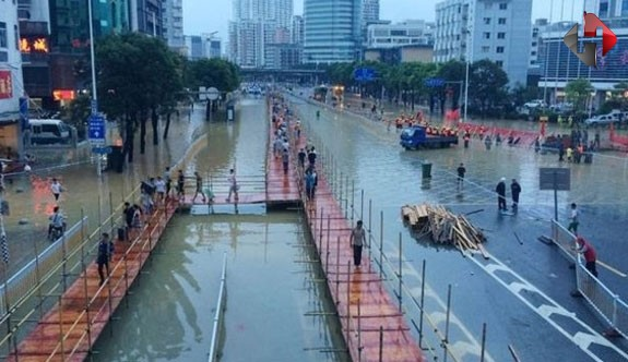 Megi tayfunu etkisini sürdürüyor, ölü sayısı yükseldi