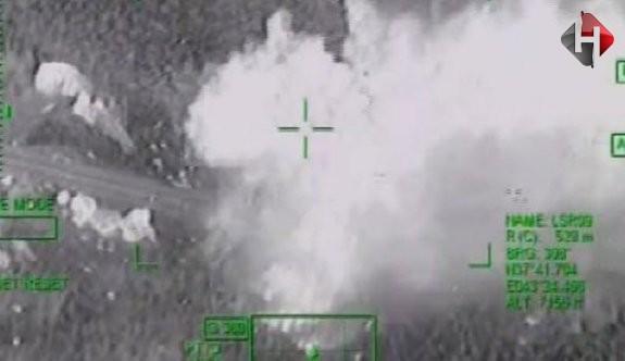 PKK'nın ana üssüne büyük operasyon