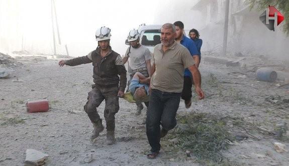 Rejim güçleri Halep'te sivilleri vurdu: 11 ölü, 30 yaralı