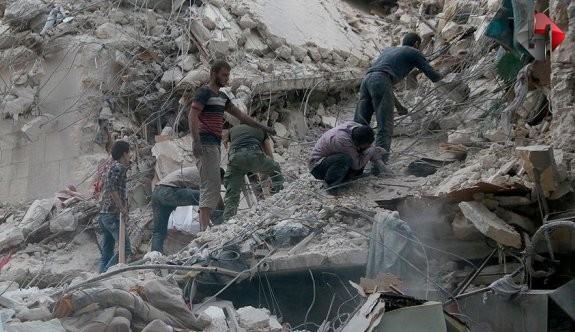 Rusya'dan Halep önerisi