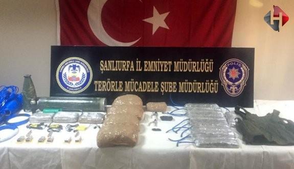 Şanlıurfa'da DAEŞ üyesi 2 canlı bomba yakalandı!