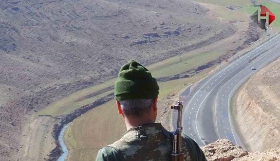Şırnak'ta PKK yine saldırdı: 1 şehit