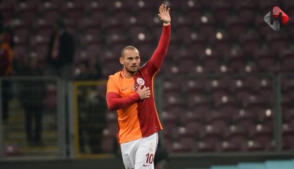 Sneijder'de Beklenen Gelişme
