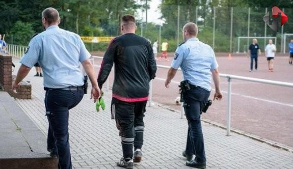 Şok...43 Gol Yiyince Gözaltına Alındı