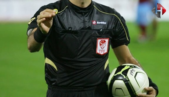 İşte Spor Toto Süper Lig'in 3. Hafta Hakemleri
