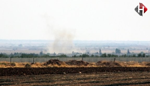 TSK Daeş Mevzilerini Vuruyor