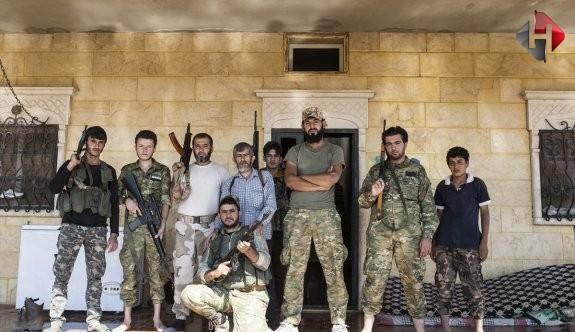 TSK Destekli EL-Bab Kuşatması Başlıyor...
