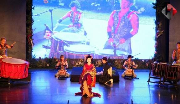 Türk Japon Dostluğu EXPO 2016 Antalya'da